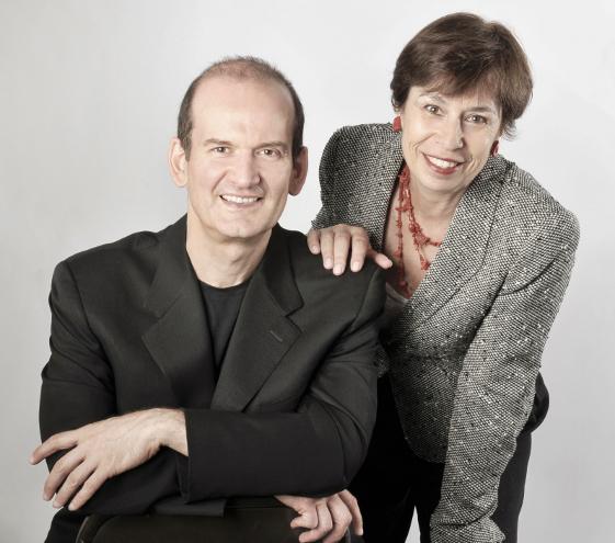Catherine & Stefan